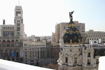 Edificio Metropolis de Madrid. Blog Esteban Capdevila
