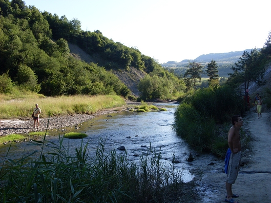 A Korond-pataka a Sószorosban