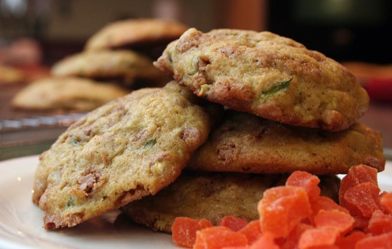 ... chocolate chip zucchini cookies pineapple zucchini cookies cinnamon