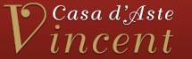 logo di Vincent Casa d'Aste