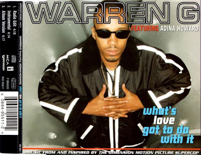 Warren G – What's Love Got To Do With It (CDS) (1996) (FLAC + 320 kbps)