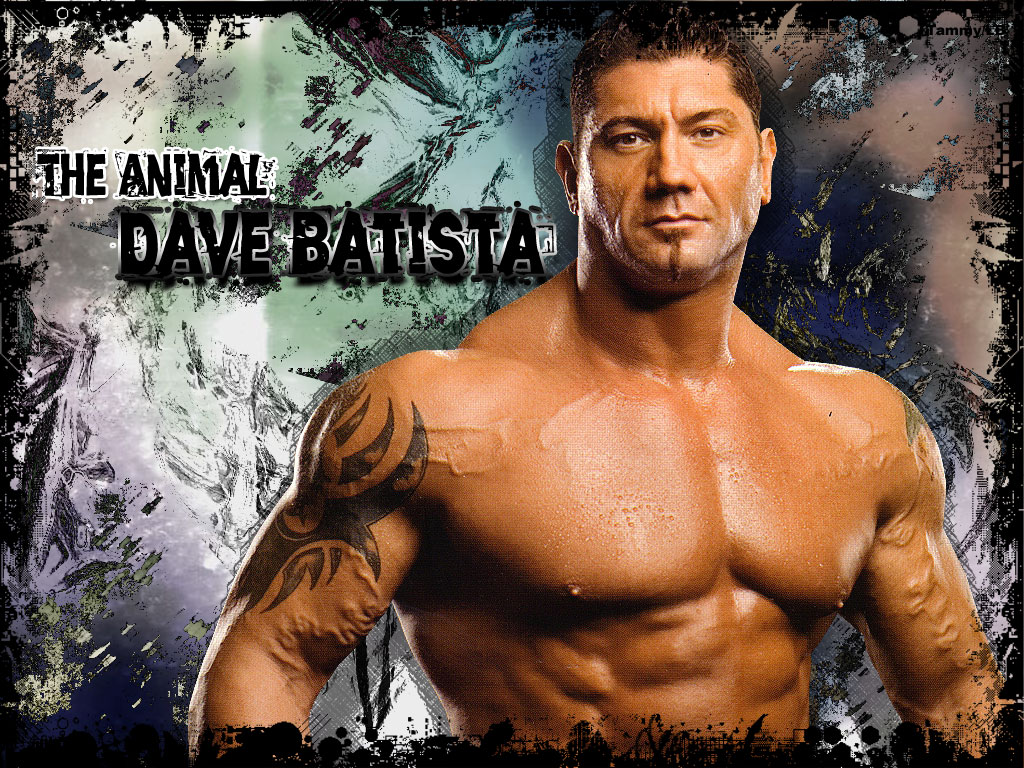 Wrestling Super Stars: Dave Batista New HD Wallpapers 2013