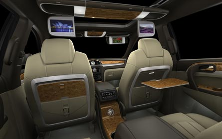 Enclave Interior on 2007 Buick Lacrosse Cxl Colors