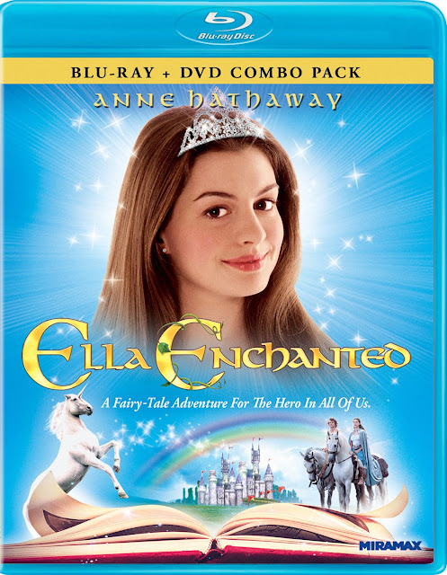 Ella Enchanted on Blu-Ray