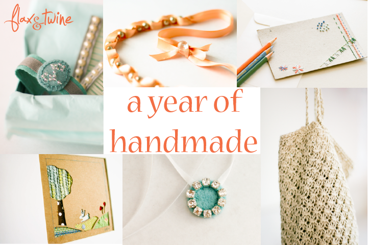A Year of Handmade