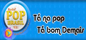 RADIO POP BRASIL FM 93,7