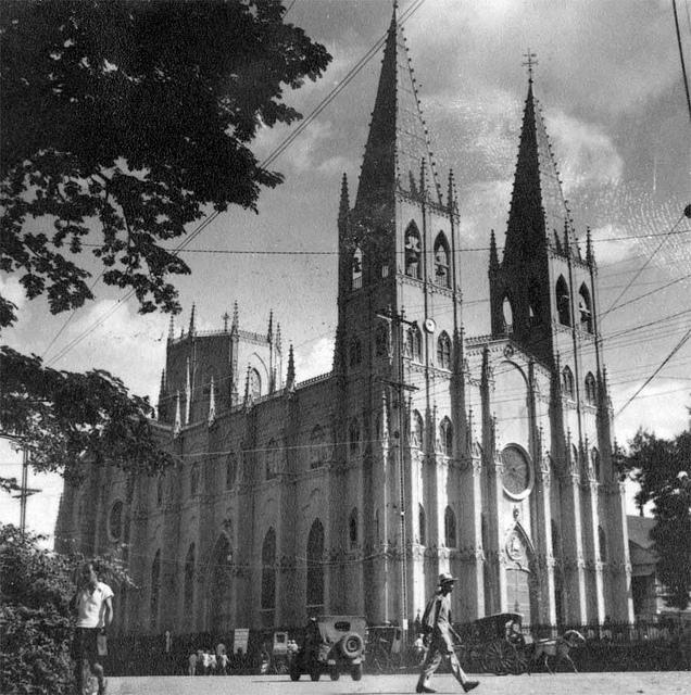 San Sebastian Church Drawing Discover Explore Basilica