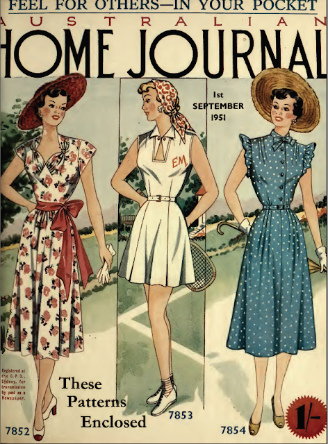 Australian Home Journal 1st September 1951