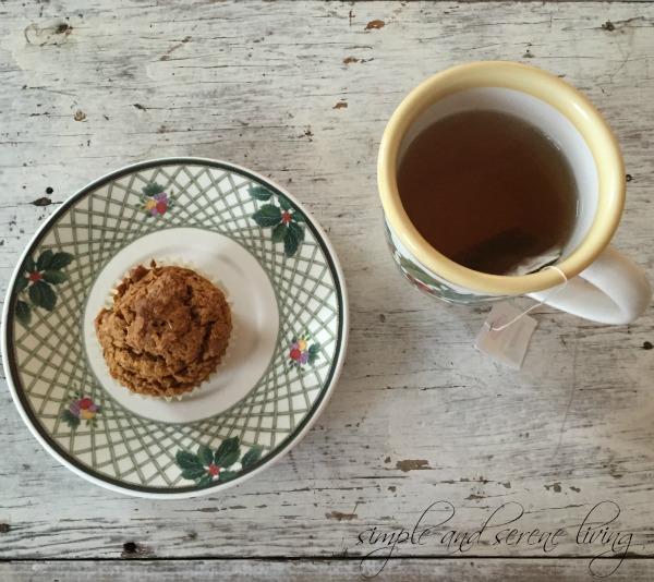 gluten free organic pumpkin muffins recipe
