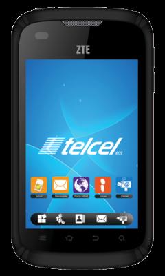 Celular ZTE V793 con Telcel