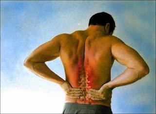 Prevenção para dores na coluna durante o trabalho