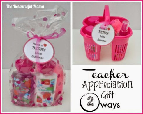 Teacher Appreciation Gift Ideas on Do Tell Tuesday at Diane's Vintage Zest!