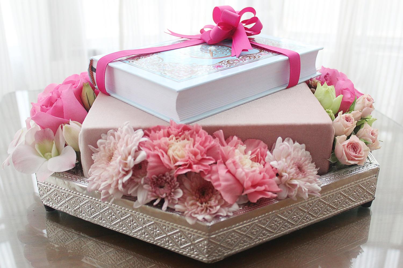 Ratio Design: {Pink Chic} Faridah Wedding Hantaran