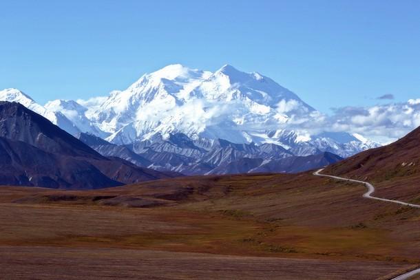 Alaska Mount McKinley (Denali)
