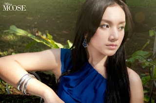 Foto Model Cantik Indri Giana