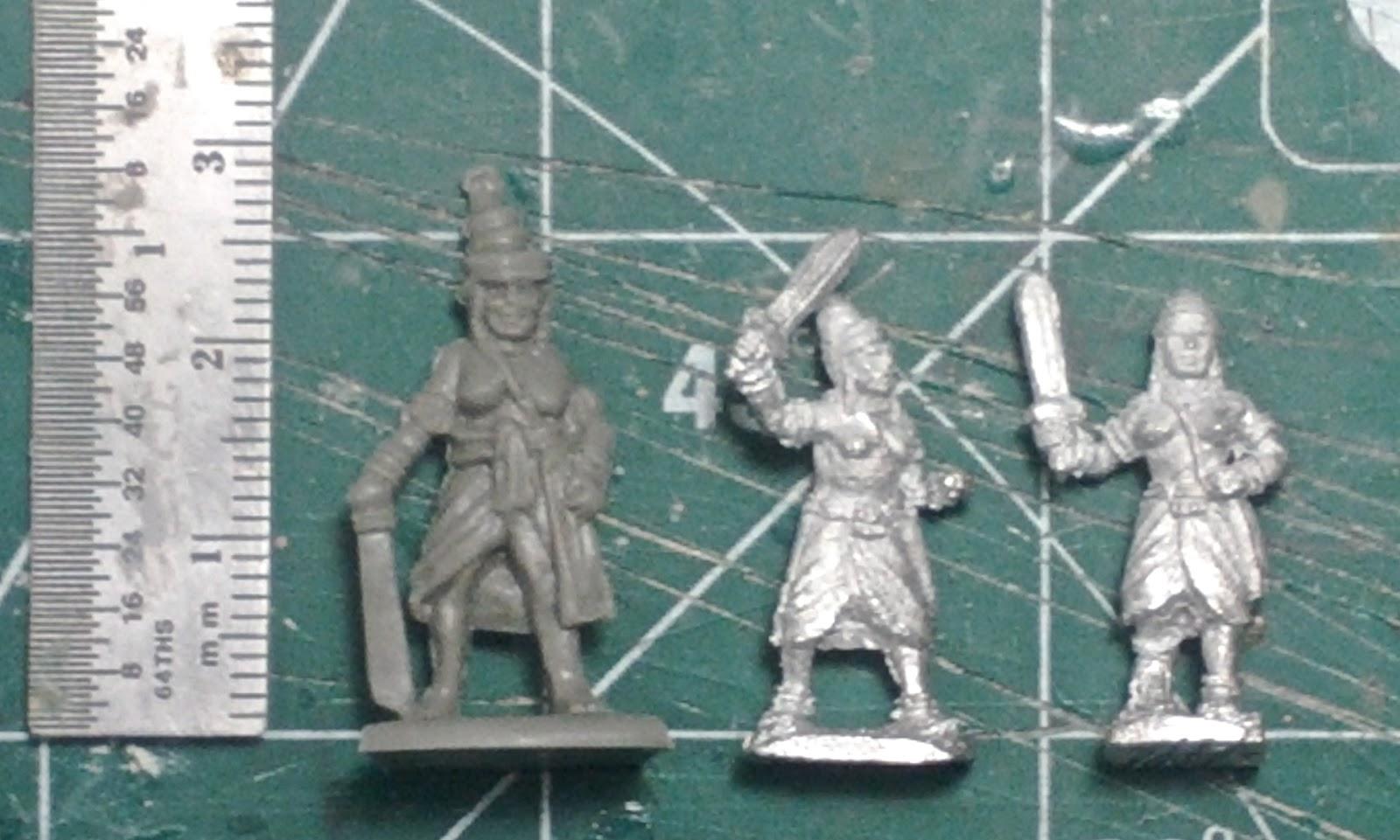 Indian Maiden Guard (Random 8 of 4 designs) - Campaign