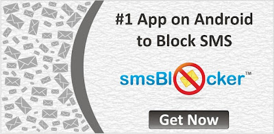 sms Blocker- AWARD WINNER apk