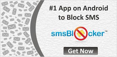 sms Blocker- AWARD WINNER apk