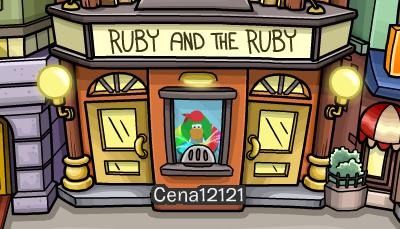 Club Penguin Ruby and the Ruby play cheats