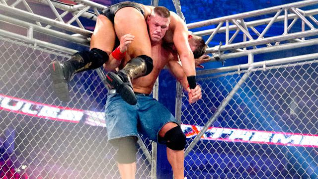The John Cena Blog: WWE: John Cena's 50 Greatest Matches