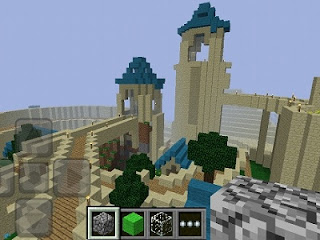 Minecraft Pocket Edition Survival Mode