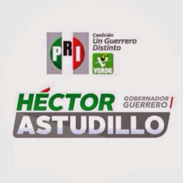 HECTOR ASTUDILLO FLORES, CANDIDATO A GOBERNADOR