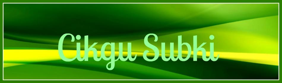 Cikgu Subki
