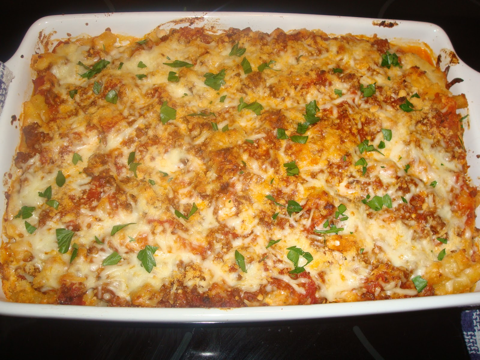 ... night and it is without a doubt my new favorite baked ziti recipe i