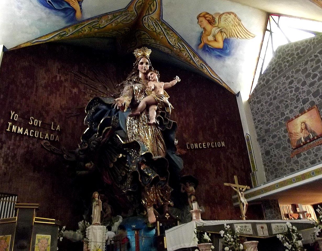 Virgen de Chignahuapan