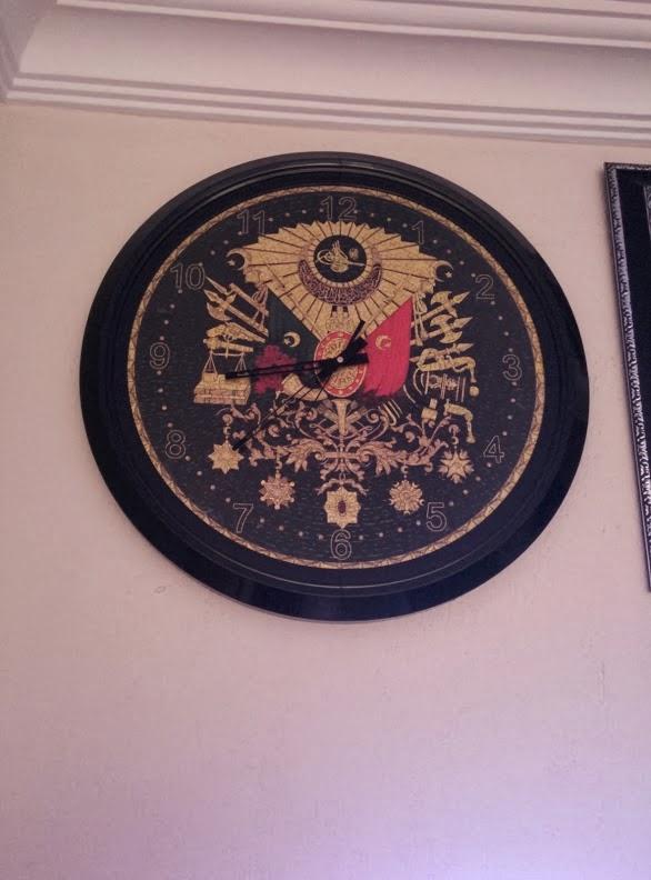 Osmanlı Çerçeveli Saat Puzzle