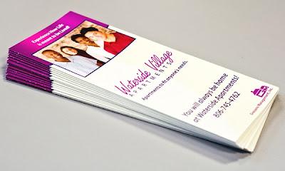 In nhanh Brochure giá rẻ