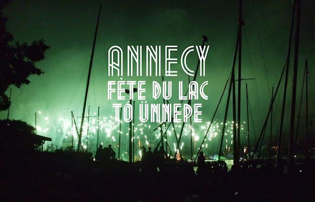 Annecy, Franciaország, France, French, Fête du lac d'Annecy