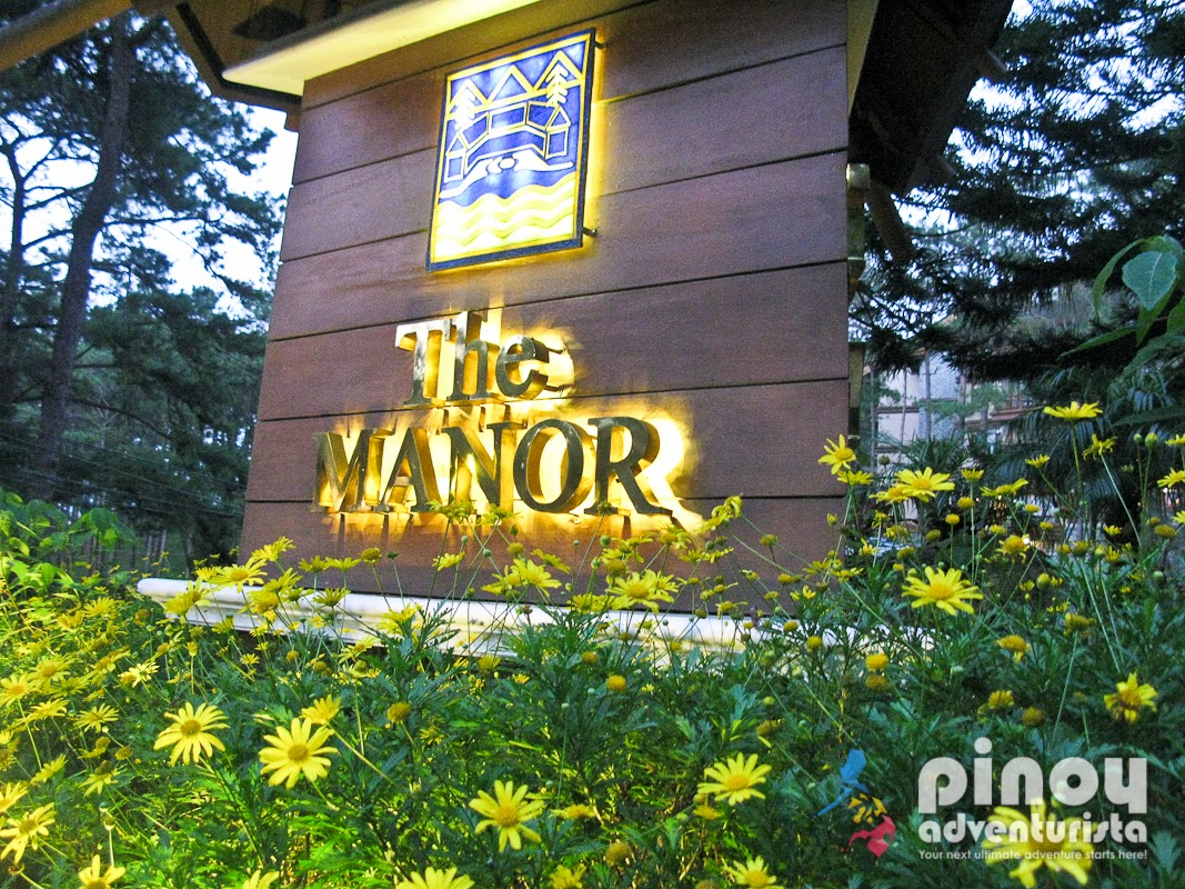 Where To Eat In Baguio City Le Chef At The Manor Camp John Hay