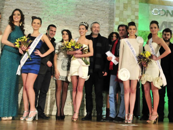 Miss Montenegro World 2013 winner Ivana Milojko