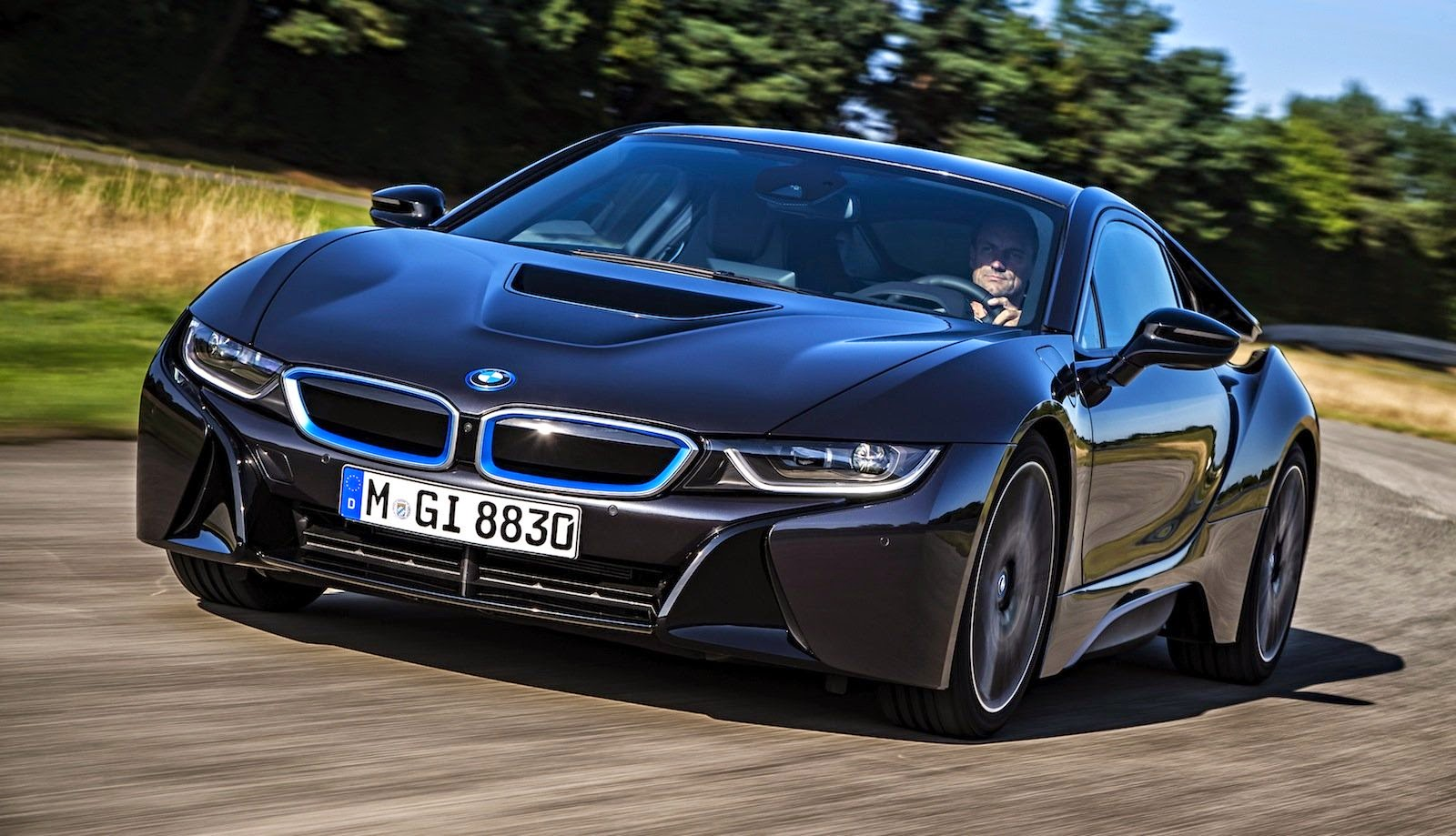 BMW Sell Almost 18000 I Vehicles In 2014 And Ramp Up Production