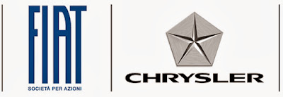 Fiat SpA and Chrysler LLC Logo