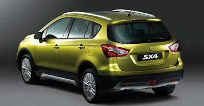 Maruti Suzuki S-Cross Review Features, Specifications and Images