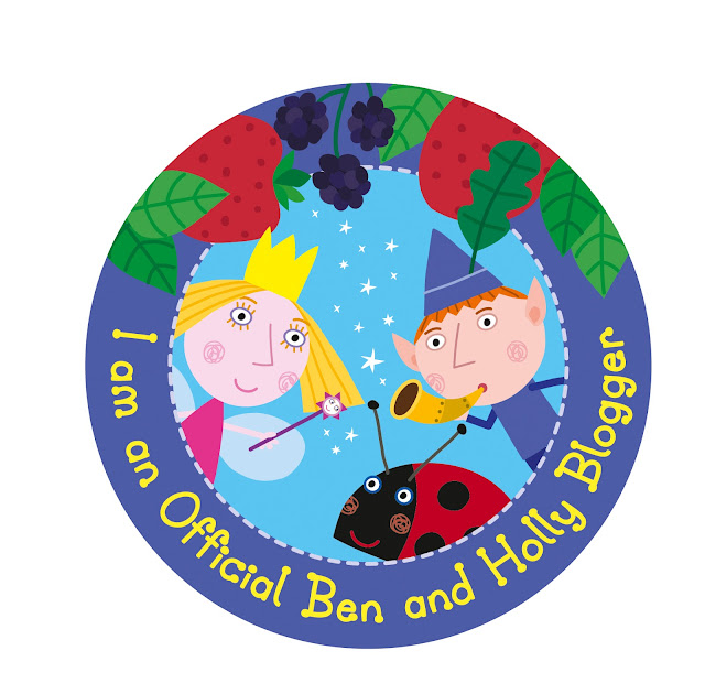 ben and holly blogger