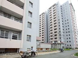 Nhiều căn hộ tái định cư bỏ không gần 10 năm