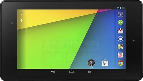 Nexus, New Nexus 7, Nexus 7 2, Nexus 7 II, Nexus 7 Nachfolger