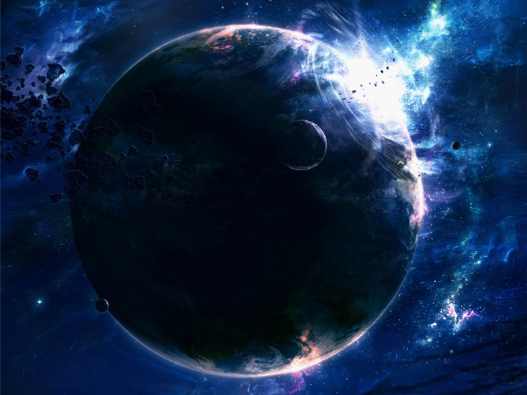 cool 3d space wallpapers