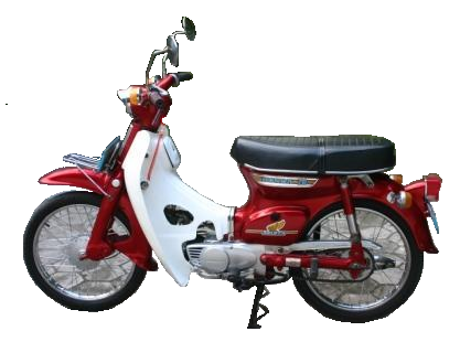spesifikasi honda c70 passport planet motocycle