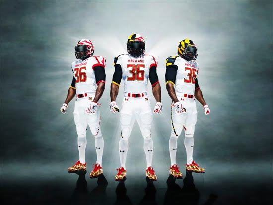 new maryland uniforms