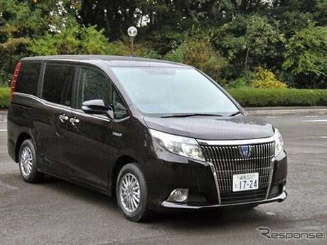 Toyota, Esquire The Younger Brother Of Alphard