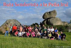 RUTA SENDERISTA PEÑA IRAL 2018