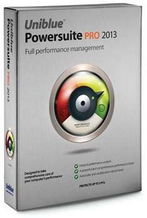 Uniblue PowerSuite Pro 2013 4.1.5.0 Full