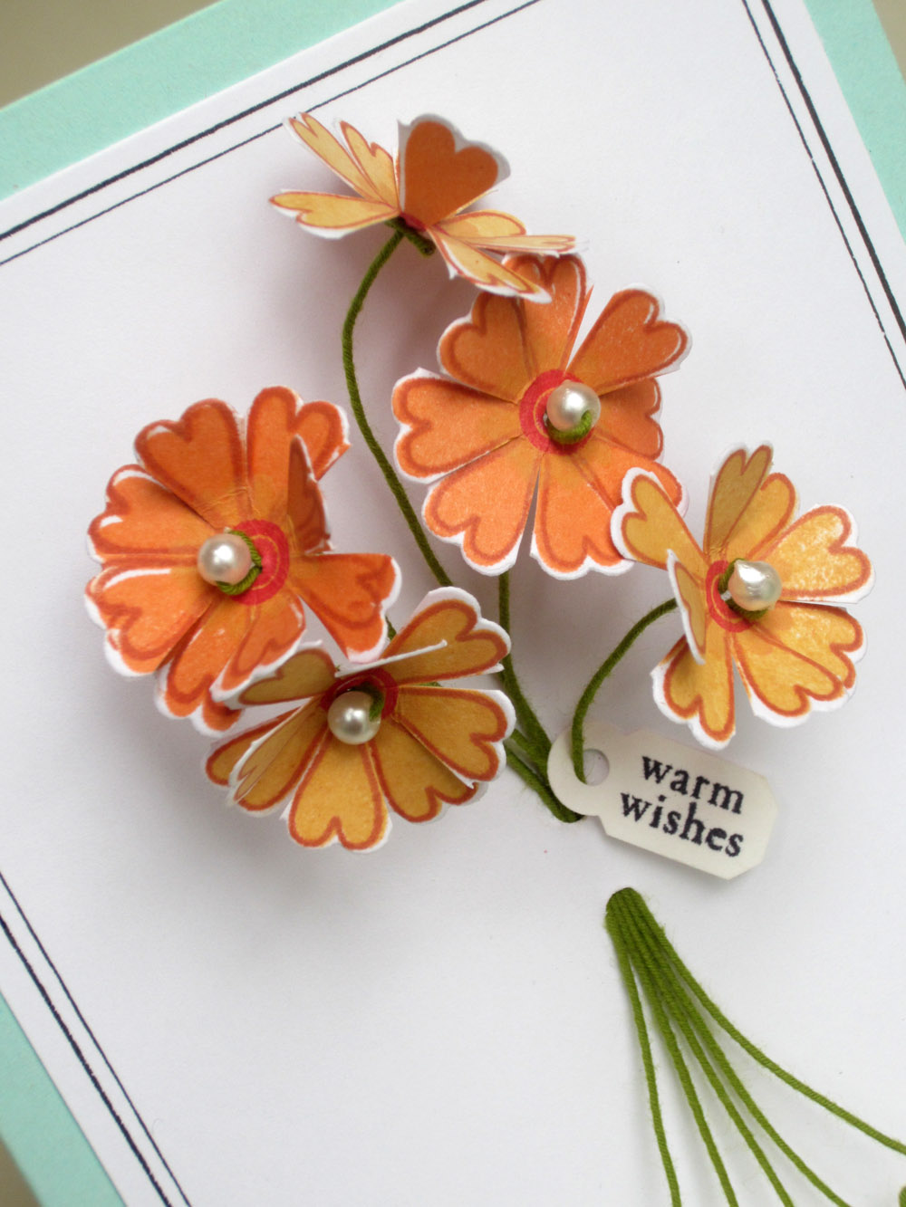 Notable Nest: 3D Floral Bouquet Card [MIM #52]