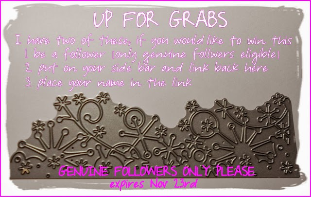 Wow how gorgeous is this click on the image for a chance to win