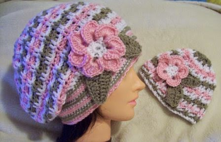free crochet hat patterns for baby