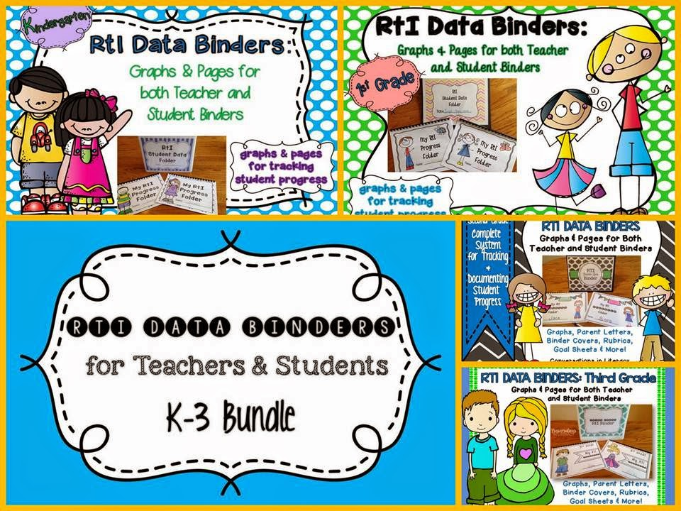 Manage and Organize RTI data with this data binder bundle